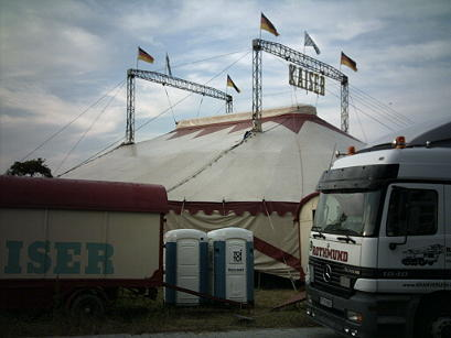 Circus circo cirque uebersicht circus alberti cirque arlette gruss